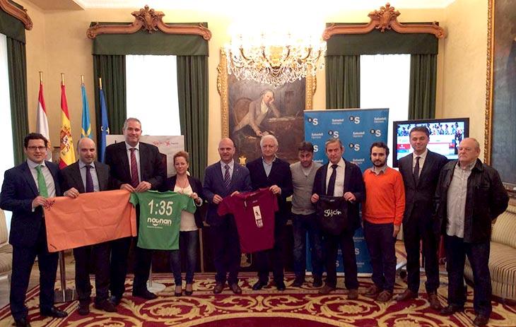 Joluvi equipa el IV Medio Maratón de Gijón