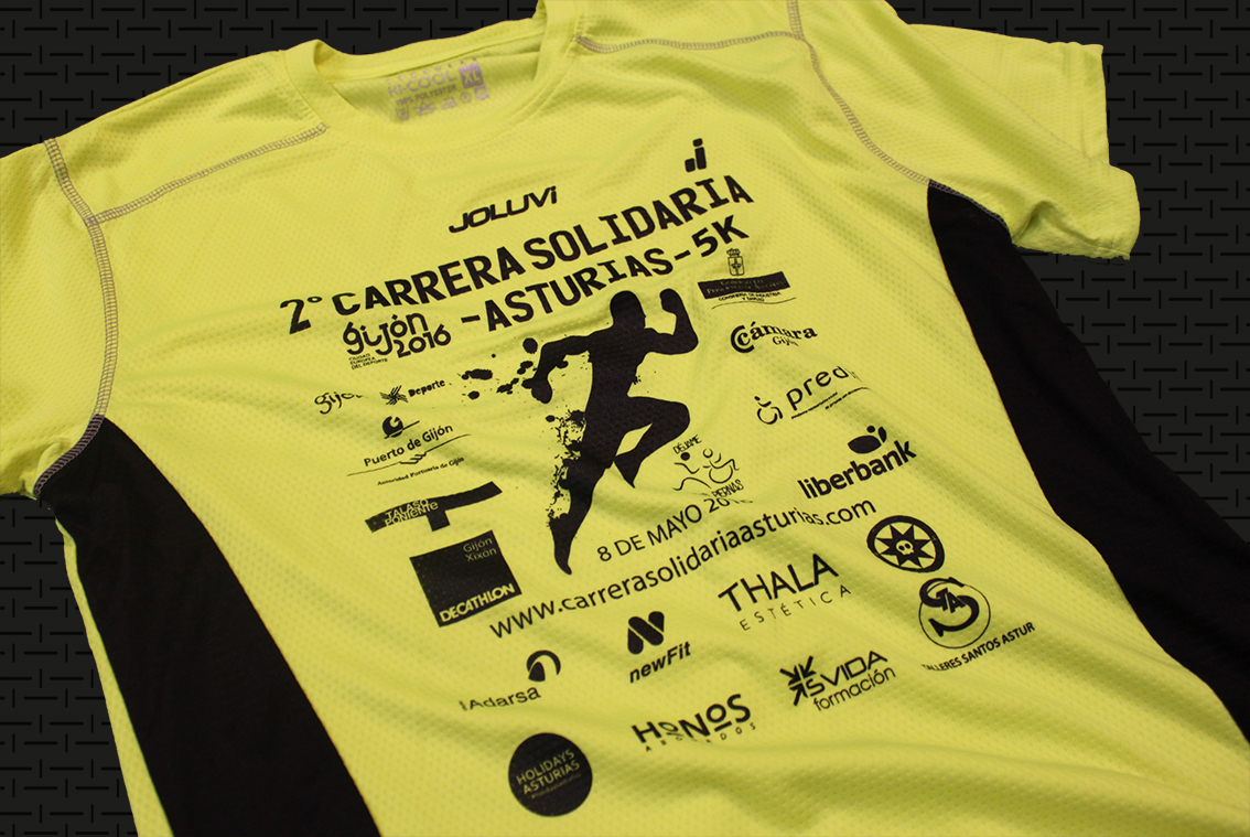 2ª Carrera Solidaria Asturias