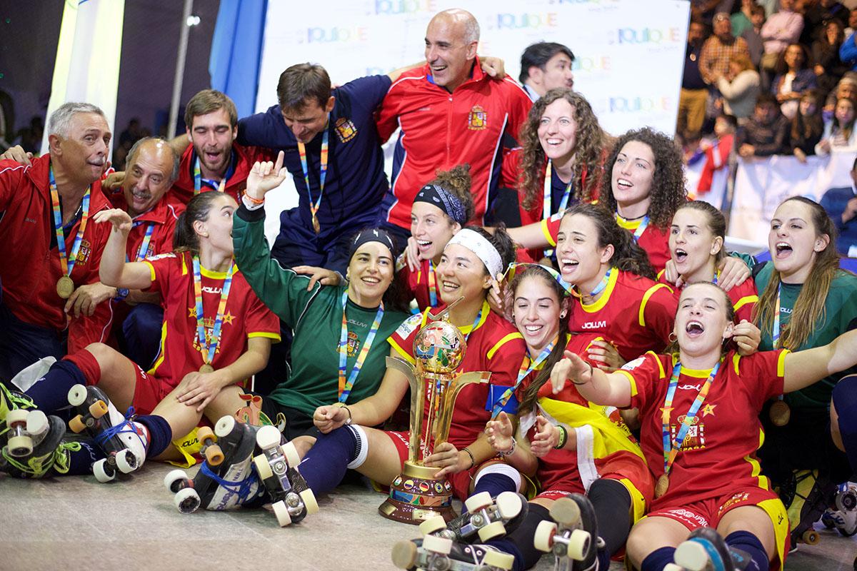 ¡5º Mundial para la Selección Femenina de Hockey Patines!