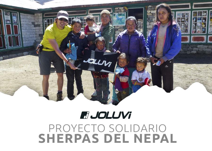 Campaña solidaria: Sherpas del Nepal
